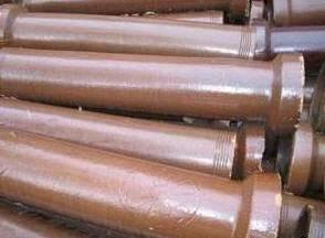 Трубы из керамики применяются мало