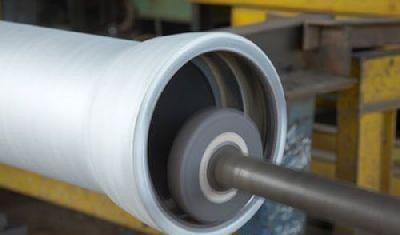 Производство чугунной трубы