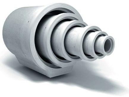 Диаметр выпускаемых труб из железобетона лежит в широком диапазоне