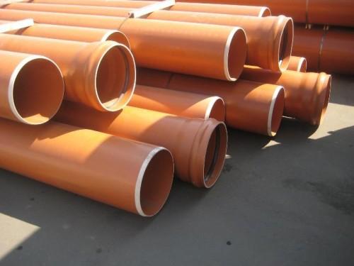 трубы пластиковые канализационные наружные