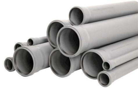 Раструбные канализационные трубы из полипропилена различных диаметров
