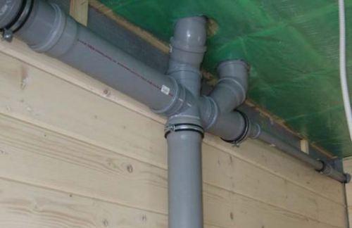 Укладка труб канализации своими руками поможет сэкономить средства