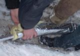 Своевременное утепление защитит трубы от промерзания зимой