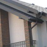 Выбор вида водосточной системы для определенного здания