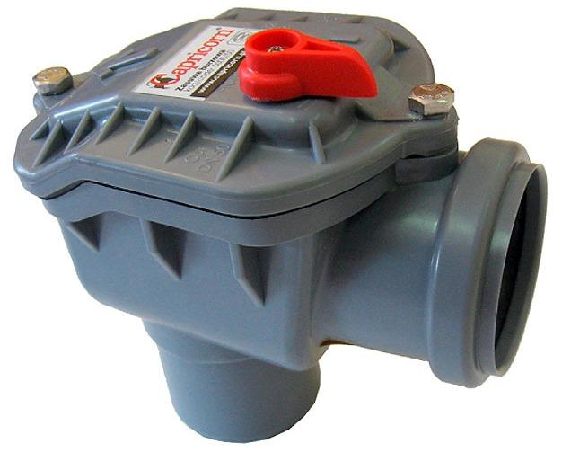 Обратный клапан D 50 для канализации