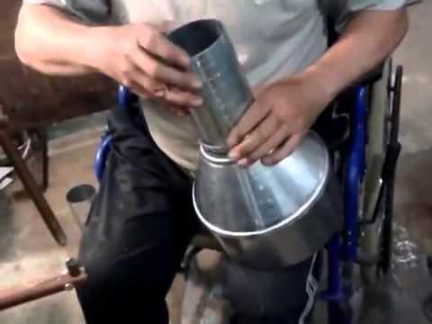 Водостоки для крыши своими руками как сделать водосточную