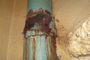 замена канализационного стояка в квартире