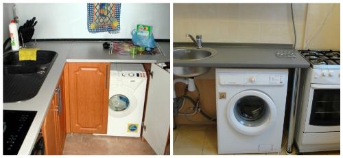 Вариант №2 – размещение на кухне